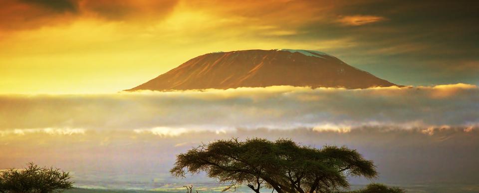 Kilimandzsáró (5895m) - Rongai-út