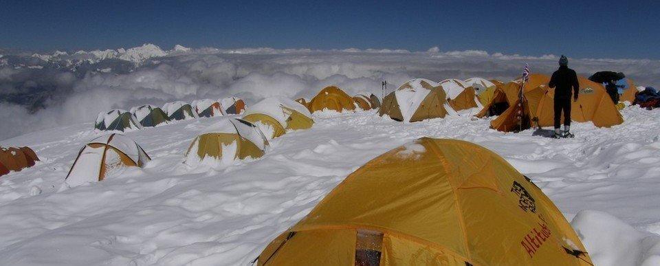 5000 méter feletti mászások, magashegyi trekkingek