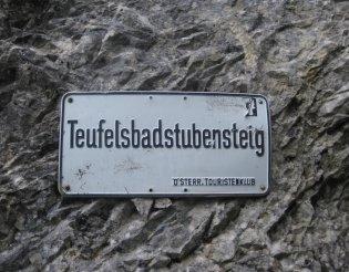Via ferrata: Rax-Teufelsbadstubensteig