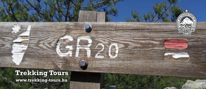 Korzika - GR20 - North
