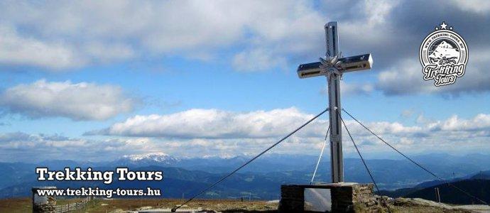 Alpesi túrák: Stuhleck(1782m) - csúcstúra