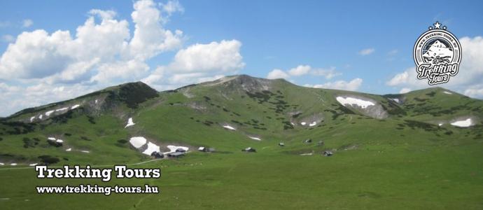 Alpesi túrák: Windberg(1903m) - csúcstúra