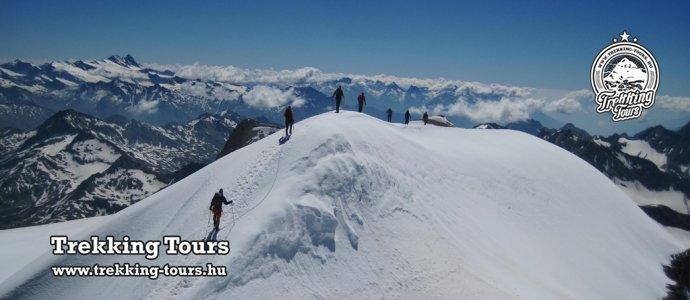 Grossvenediger (3666m) - classic