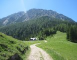 Schneeberg(2076m) - Edelweisshütte(1235m)