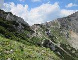 Rax-Alpok: Heukuppe-csúcs (2007m)