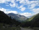 Magashegyi trekking: Ötzi-kör - útban a menedékház felé