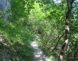 Via ferrata: Rax-Teufelsbadstubensteig - túránk elején