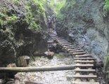 Szlovák Paradicsom: Suchá Belá szurdok-túra