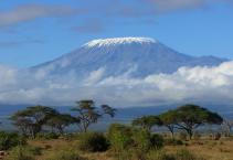 Kilimandzsáró (5895m) - Marangu út - magashegyi trekking