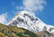 Kazbek (5054m) - csúcsmászás
