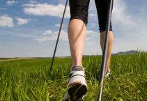 Nordic Walking edzés - haladó túrázóknak