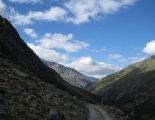 Hegymászás - Ötz-völgyi Alpok: Similaun(3606m) - útban a menedékház felé