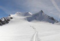 Similaun(3606m) - Wildspitze(3772m)