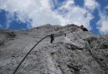 Ennstaler Alpok: Kaiserschild-klettersteig