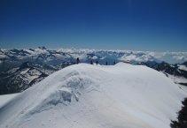 Grossvenediger(3666m) téli csúcstúra