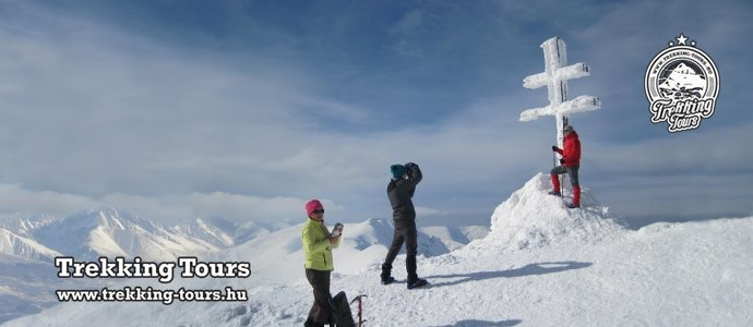 Gyömbér-csúcs (2043m) hótalpas túra - 2 napos - classic