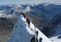 Grossglockner (3798m) - extrém