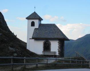 Sölktal varázslatos tájai - Sölkpass kápolna(1788m)