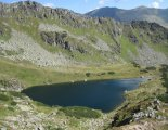 Sölktal varázslatos tájai - középső-tó(1912m) a távolból