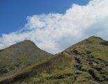 Sölktal varázslatos tájai - a Hornfeldspitze(2277m) a távolban