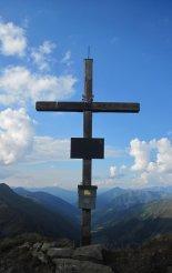 Sölktal varázslatos tájai - a Hornfeldspitze(2277m) csúcsán