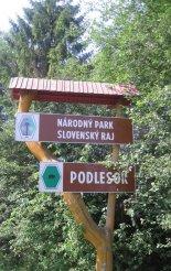 Szlovák Paradicsom: Suchá Belá