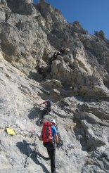 Rax-Alpok: Hans von Haid-Steig