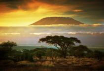 Kilimandzsáró (5895m) - Rongai-út - magashegyi trekking