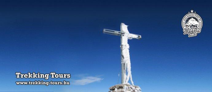 Similaun (3606m) - hétköznap