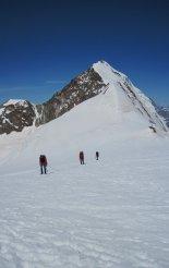 Monte Rosa (4563m)