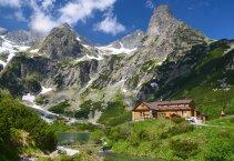 Magas-Tátra: Zöld-tó - Fehér-tavi-csúcs (2230m)
