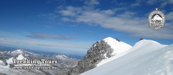 Grossvenediger (3666m) - keleti út