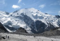 Gran Paradiso(4061m) - Mont Blanc(4810m)