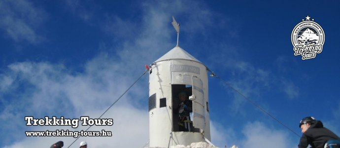 Júliai-Alpok: Triglav (2864m) - classic - nyár