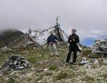 Himalája: Cho Oyu expedíció - kb. 5000m - akklimatizációs túra - Jánosi Zoltán - Lesták Erzsébet