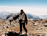 Dél-Amerika: Aconcaqua-csúcs(6962m)